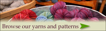 Browse Our Yarns and Patterns