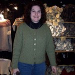 Moriah's Wildflower Sweater by Mary