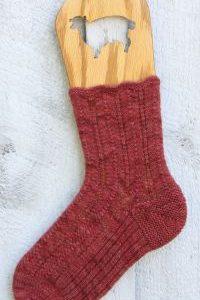 Brickyard Lane Socks