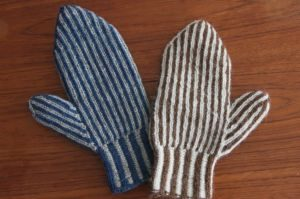 Double Knit Mittens