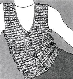 Nancy's Vest