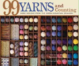 99 Yarns and Counting Book