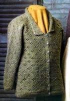 Candace's Eyelet Sweater