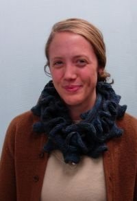 Frilly Mobius Cowl