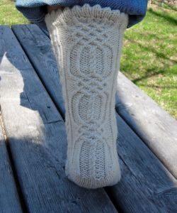 Hanna's Sock