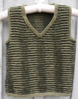 Magic Stripes Vest