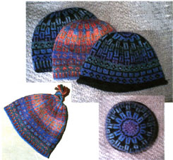 Stained Glass Hat