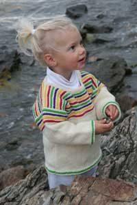 Stripy Stripe Sweater