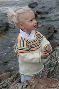 Stripy Stripe Sweater