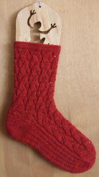 Trellis Socks