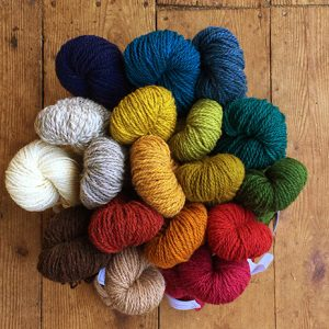 Weekend Wool