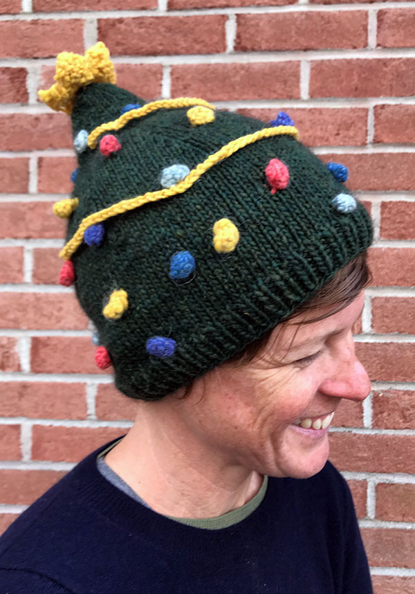 d6b84d6e2fd678 All that stitching time for a garment that may only be enjoyed a few times a  year. Our friend Cap Sease found the perfect solution  An Ugly Christmas  Hat!